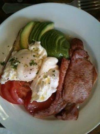 Il Blandford`s: Breakfast!