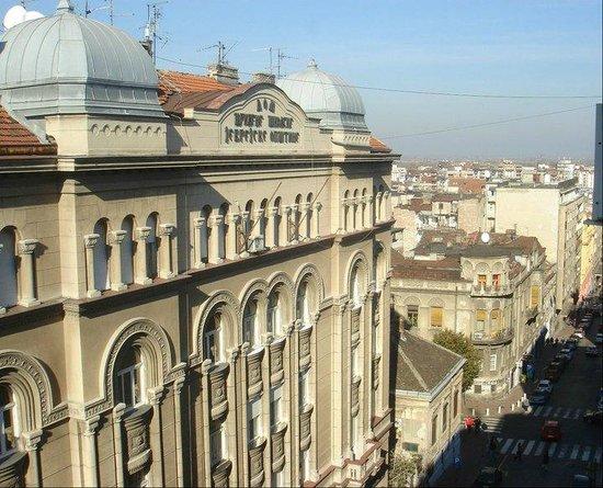 Royal Hotel: Вид из окон