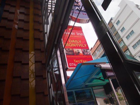 The Allano Phuket Hotel : Hotel Entrance