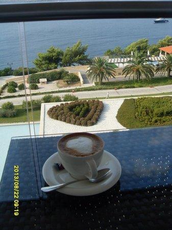 Sun Gardens Dubrovnik: Сердечный прием