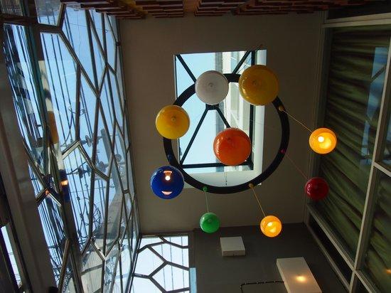 The Allano Phuket Hotel : Hotel fixture lightings