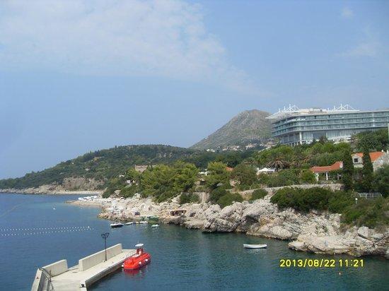 Sun Gardens Dubrovnik: Тут есть где погулять и чем заняться