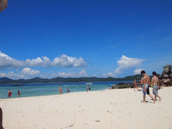 The Allano Phuket Hotel : Khai Island
