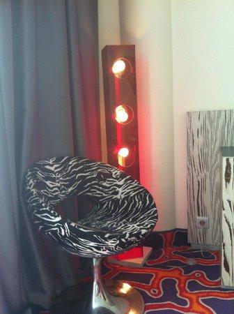 Tallink Spa & Conference Hotel: Bedroom furniture