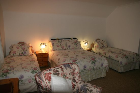 Bonnie Braes Bed and Breakfast: Chambre double ou familiale