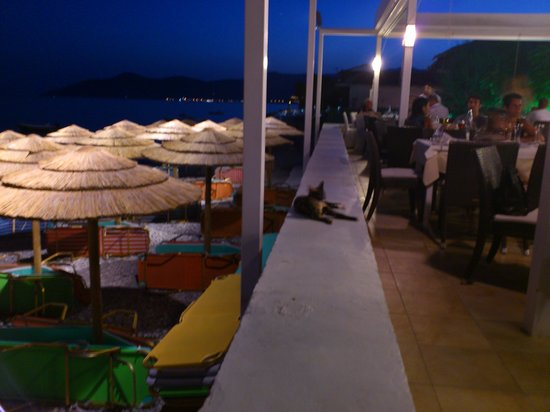 Hydrele Beach Hotel & Village: ristorante