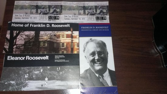 Quality Inn Hyde Park: FDR Library - MUST see