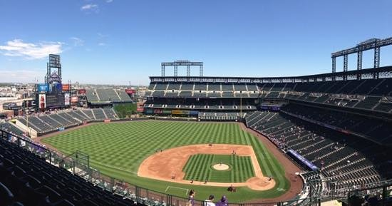 Day Game @ Coors Field