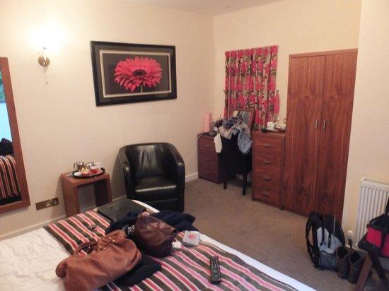 Hawksmoor Lakeland Guesthouse: Our room 7