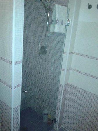 Iris Hotel: bagno