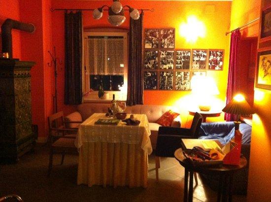 In Plait - Libreria con cucina: Sala da pranzo