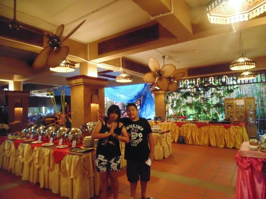 Tropica Resort and Restaurant: Breakfast Buffet room