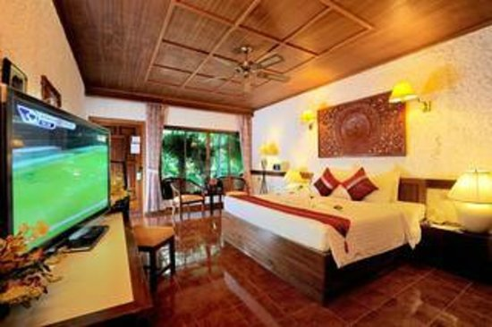 Tropica Resort and Restaurant : room