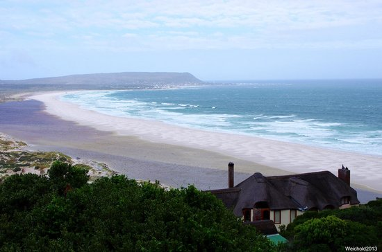 Dongola Guest House: Starting our drive to Chapman's Peak