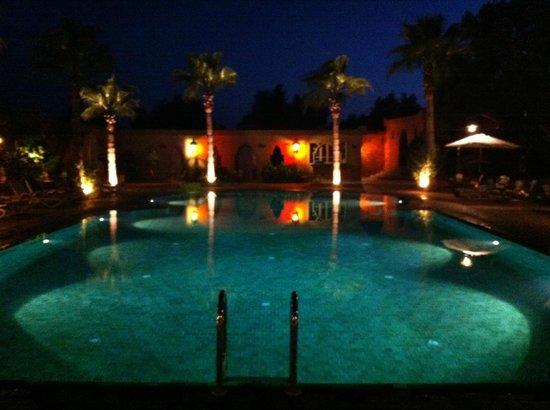 Hotel Dar Zitoune: zwembad