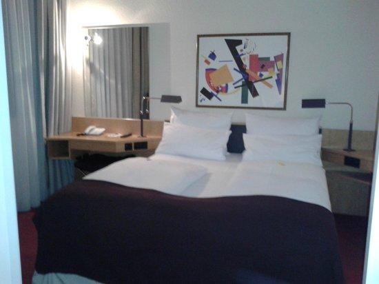 NH München Unterhaching: Bedroom