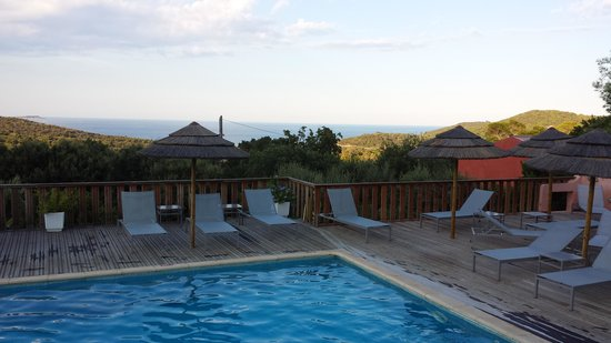 U Pirellu Residence : piscina