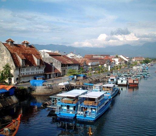 Pelabuhan Muaro: Muara Padang a few years ago