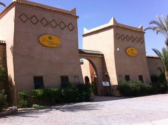 Hotel Dar Zitoune: voorkant