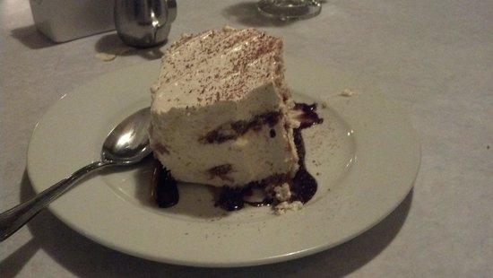Jesse's Restaurant: Tiramisu