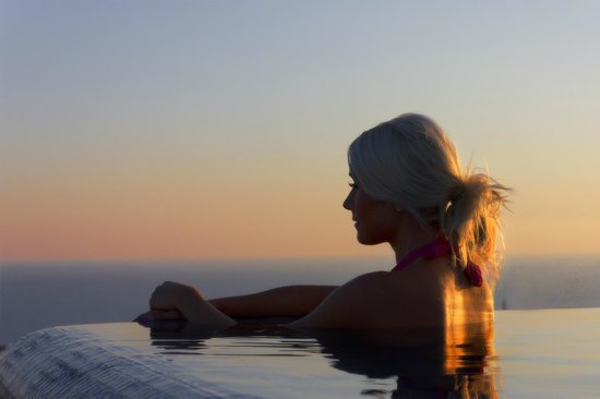 Sensatori Resort Aphrodite Hills: The Retreat Spa Infinity Pool