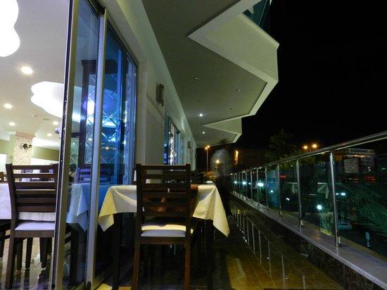 Konakli Nergis Hotel: Restaurant