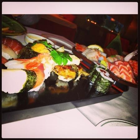 Endo: Sushi e sashimi