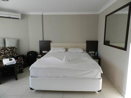 Konakli Nergis Hotel: Room