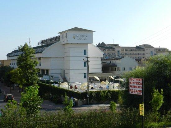 Konakli Nergis Butik Hotel: Hotel
