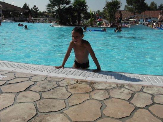 Siblu Villages - La Réserve : super la piscine