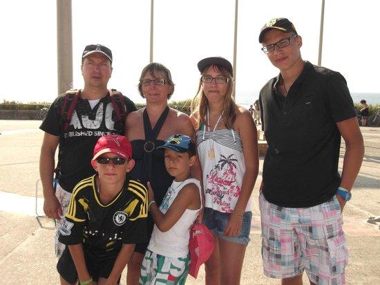 Siblu Villages - La Réserve : promenade a mimizan