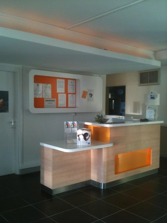 Ibis Budget Chateaudun : reception