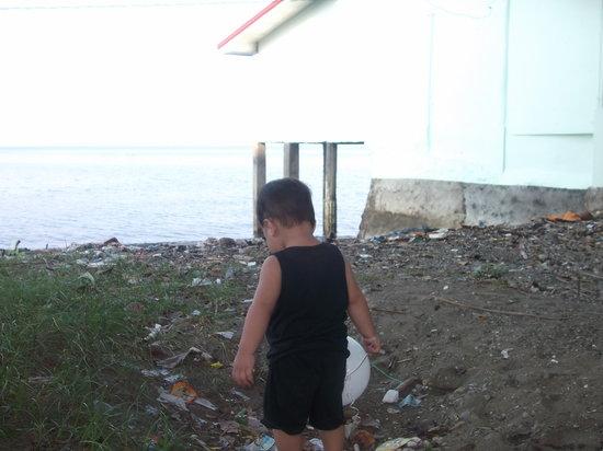 Bayview Inn: seaside