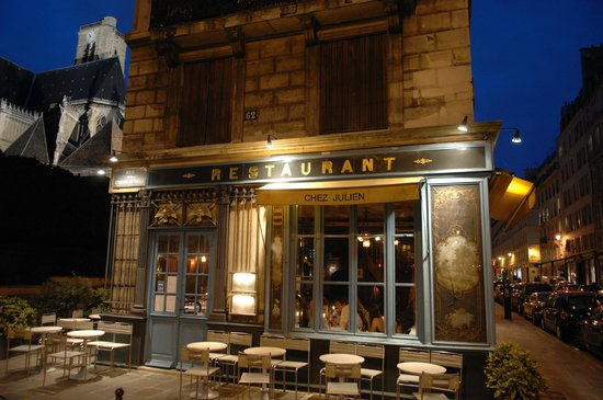 chez julien paris 1 rue du pont louis philippe le marais restaurant reviews phone number