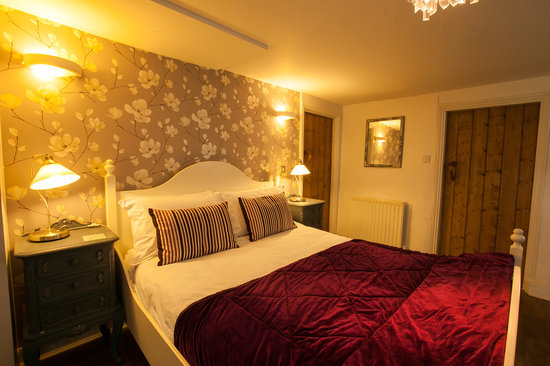 The Holly Bush Inn: Delux Room