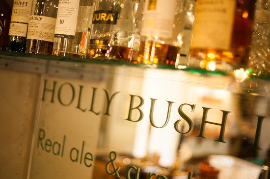 The Holly Bush Inn: Bar
