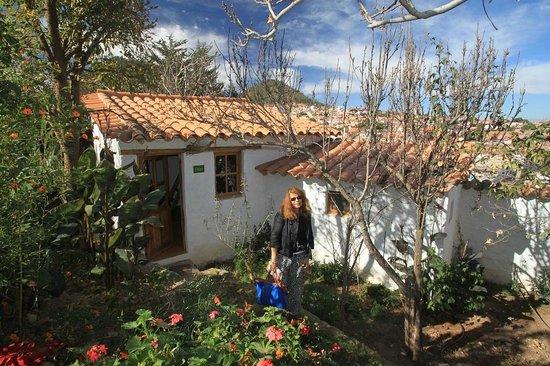 La Selenita: Bungalows