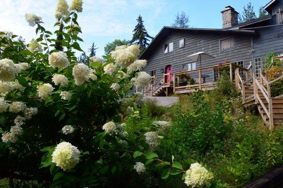 A l'oree du bois: The Inn
