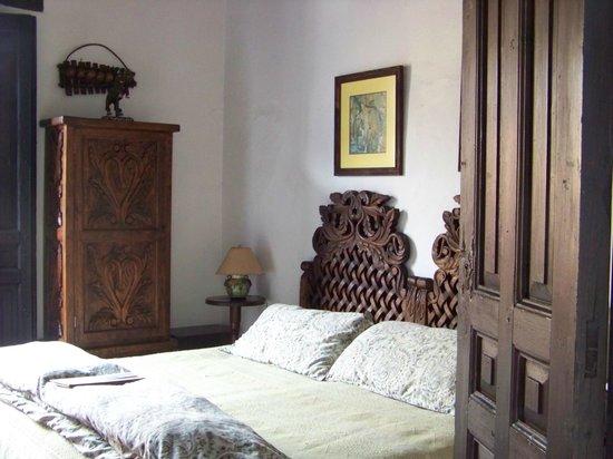 Casa Felipe Flores: The front guest room