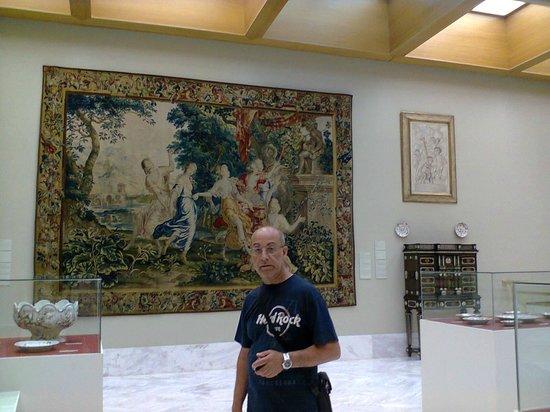 Museo de Bellas Artes de Valencia: sala museo