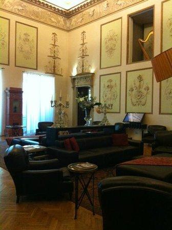 Relais Santa Croce: Music Room