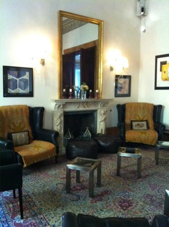 Relais Santa Croce: The music & relaxation room