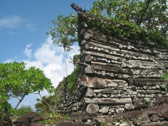 Nan Madol: Awe-inspiring structures...