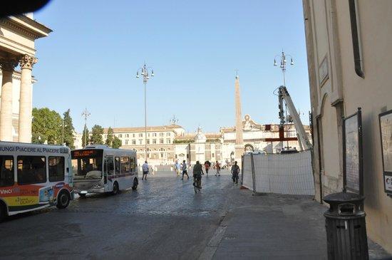 La Maison Del Corso : Short walk to  Piazza Popolo