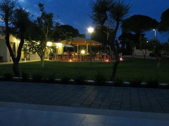 Hotel Village Gabriella : le cene