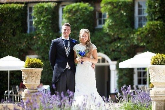 Mercure Farnham Bush Hotel: Wedding