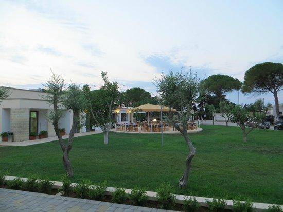 Hotel Village Gabriella : la struttura