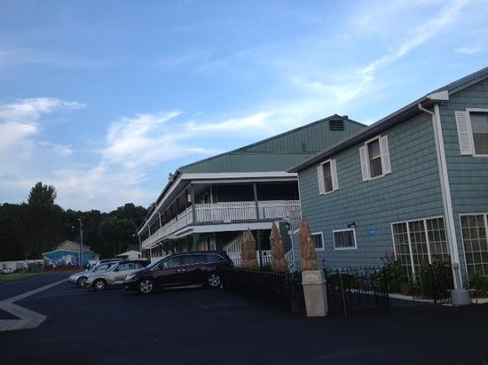 Rodeway Inn: hotel