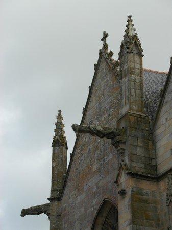 Basilique Notre Dame du Roncier : Particolari