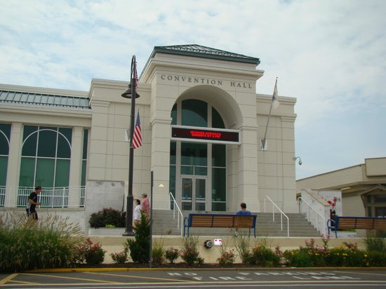Cape May Convention Hall